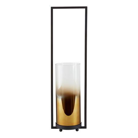 Lantern Metal And Glass