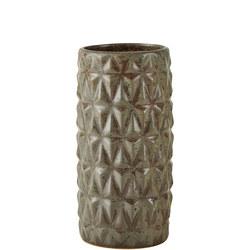 Hand Made Stoneware Vase