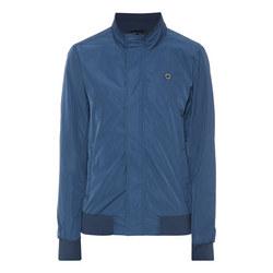 Nylon Harrington Jacket