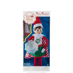 Claus Couture Collection Scout Elf Superhero Girl