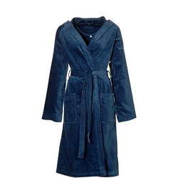 Texas Bathrobe Winternight