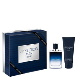Jimmy Choo Man Blue 50ml EDT Gift Set