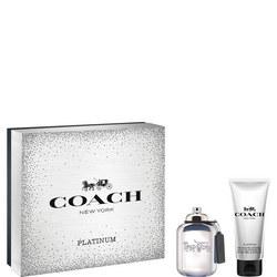Coach For Men Platinum Eau de Parfum 60ml Gift Set