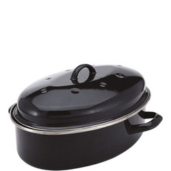 Table Essentials Oval Roaster 5.2L