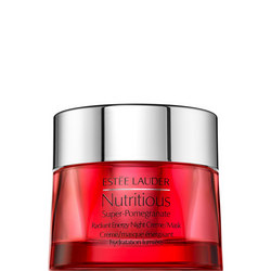 Nutritious Super-Pomegranate Night Radiant Overnight Crème