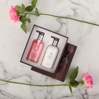 Delicious Rhubarb & Rose Hand Gift Set