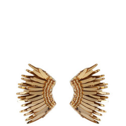Mignonne Gavigan Gold Mini Madeline Earrings