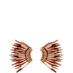 Mignonne Gavigan Rose Gold Mini Madeline Earrings