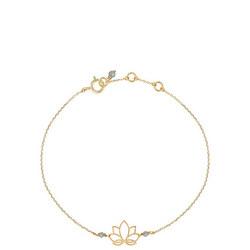 Perle De Lune Lotus Bracelet