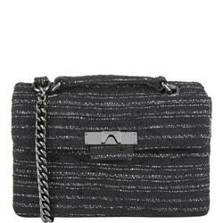 Mayfair Tweed Crossbody Bag