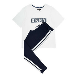 Logo Loungewear Set