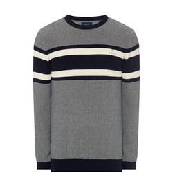 Brenton Striped Sweater