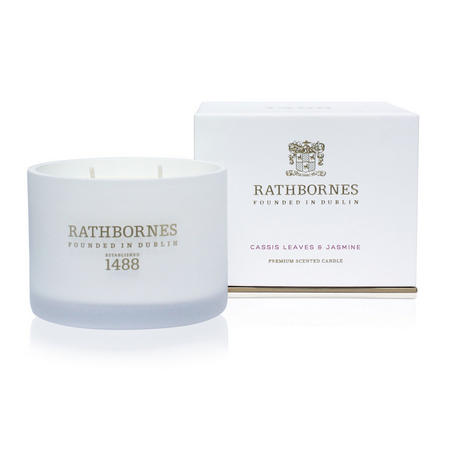 Cassis Leaves And Jasmine Two Wick Scented Classic Candle