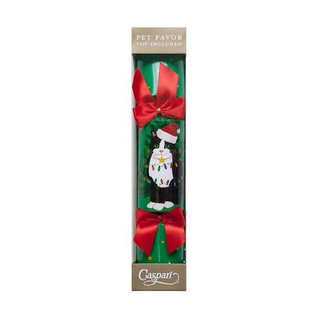 Christmas Cat Pet Cracker