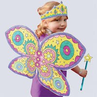Colour In Fairy Fancy Dress Outfit
