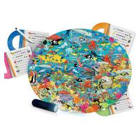 Explore The Sea Life Jigsaw