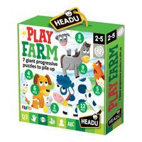 Play Farm Progressive Puzzle