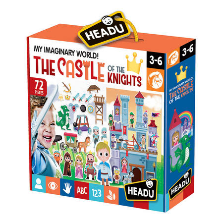 The Castle Of The Knights Jigsaw