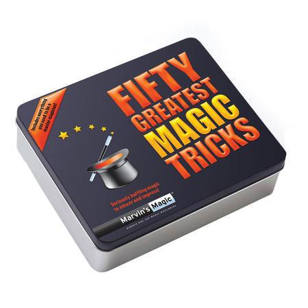 Fifty Greatest Magic Tricks