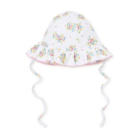 Pansies Hat