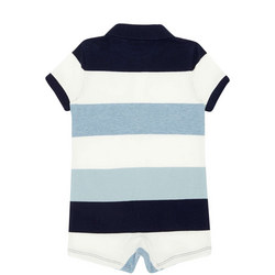 Broad Stripe Bodysuit Baby