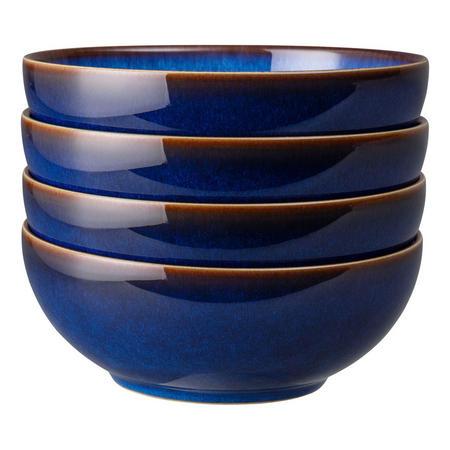 Blue Haze Cereal Bowls Set Of Four