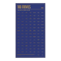 100 Movies Interactive Poster