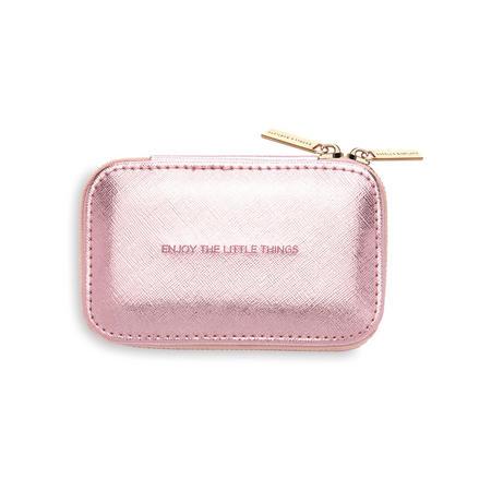Enjoy The Little Things Mini Jewellery Box