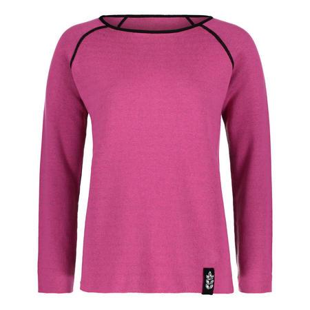 Pipe Trim Sweater