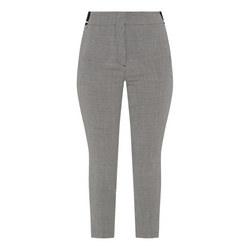 Down Striped Trousers