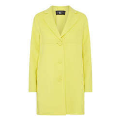 Cool Down Wool Coat