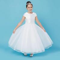 Peter Pan Collar Communion Dress