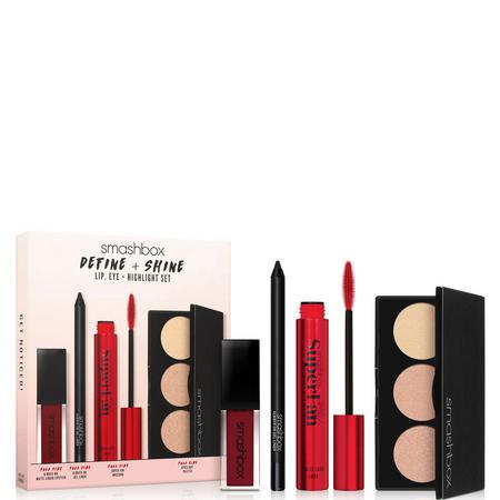 Define & Shine Lip, Eye & Highlight Set!