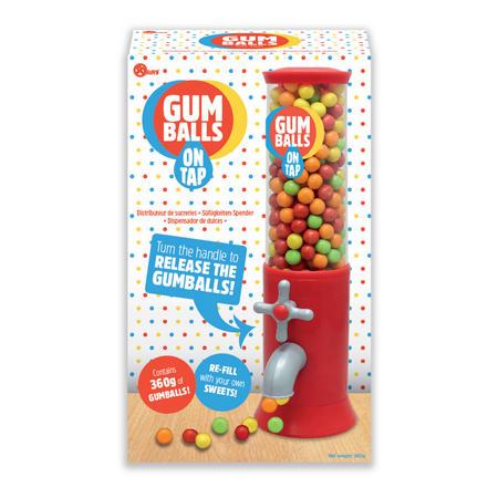 Gum Balls On Tap