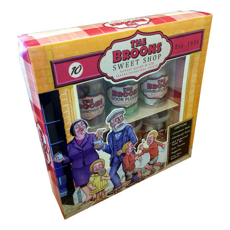 The Broons Sweet Shop
