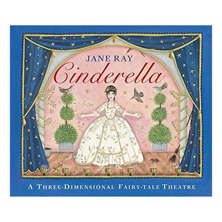 Cinderella: A 3D Fairy-Tale Theatre