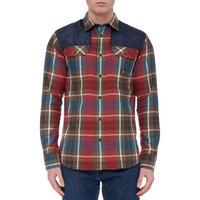 David Checkered Shirt
