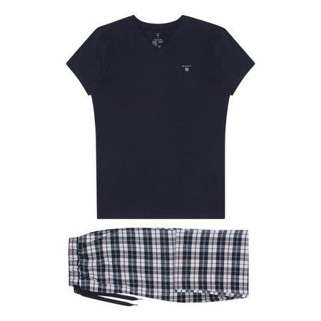 Logo Flannel Pyjamas