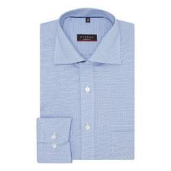 Geometric Square Print Shirt
