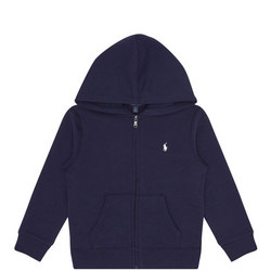 Boys Zip Up Hoody