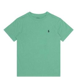 Short Sleeve Logo T-Shirt Boys