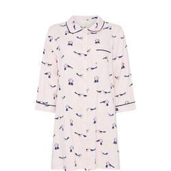 Love Bird Night Shirt