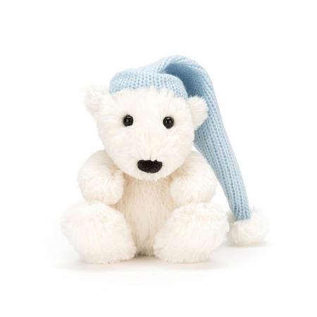 Poppet Polar Bear 11cm