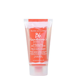 Hairdresser's Invisible Oil Cleansing Oil Creme Shampoo