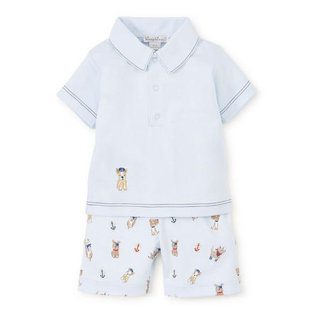 Salty Dogs Two-Piece Outfit Set