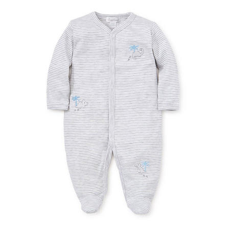 Roarsome Embroidered Babygrow