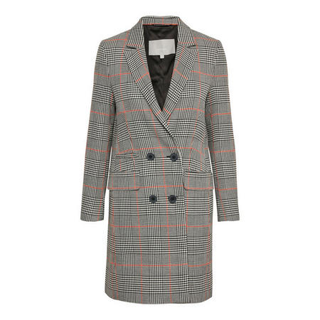 Urbi Check Coat