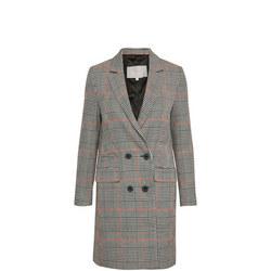 Urbi Check Coat