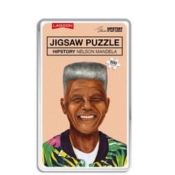 Hipstory Jigsaws - Nelson Mandela