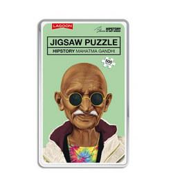 Hipstory Jigsaws - Mahatma Gandhi